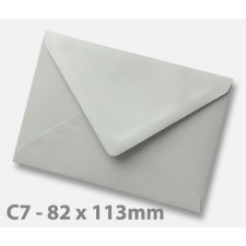C7 Grey Envelopes
